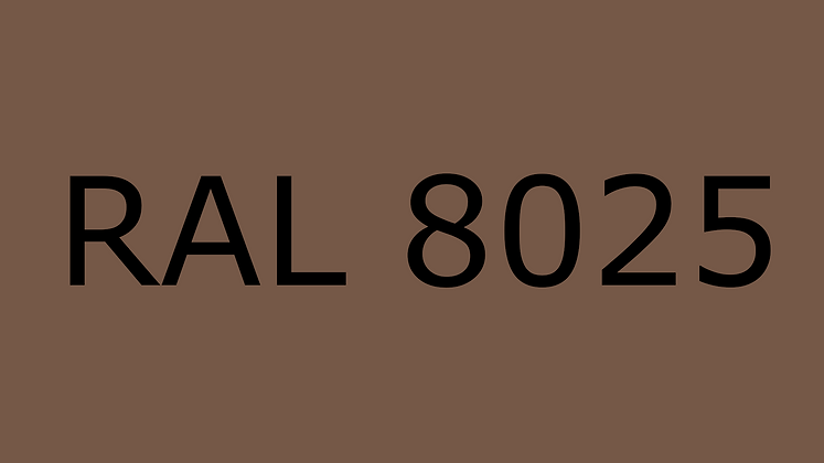 purefil Filament RAL 8025 1.75mm