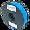 Thumbnail: purefil PLA Filament himmelblau 0.35kg 1.75mm
