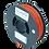 Thumbnail: purefil PLA Filament neonrot 0.35kg 1.75mm