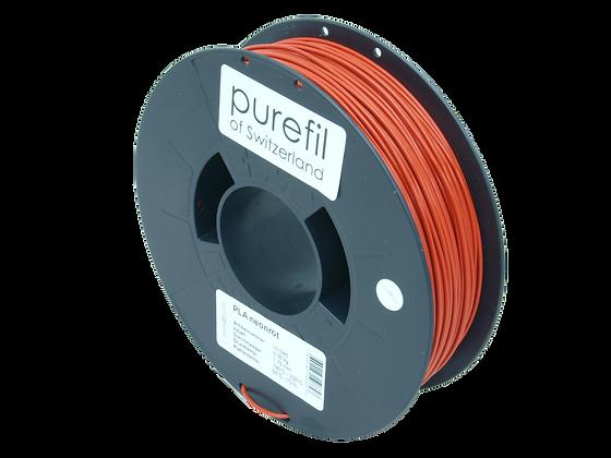 purefil PLA Filament neonrot 0.35kg 1.75mm
