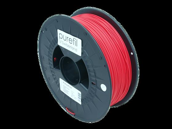 purefil PLA soft Filament rot 1kg 1.75mm