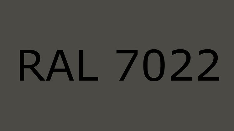 purefil Filament RAL 7022 1.75mm