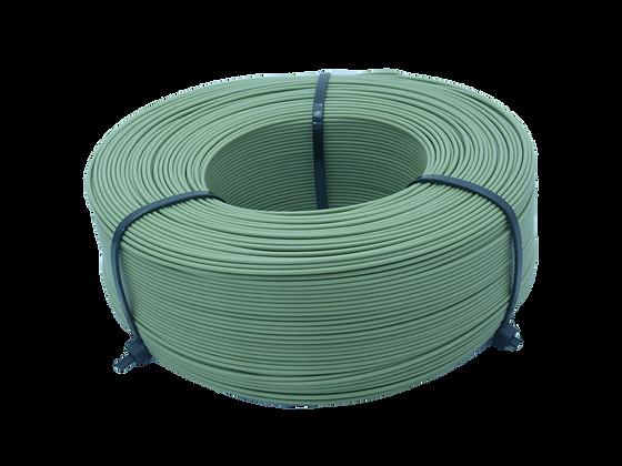 purefil PLA Filament schilfgrün 1kg 1.75mm Refill