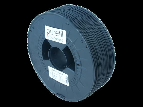purefil HDPE GF20 Filament schwarz 1kg 1.75mm