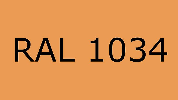 purefil Filament RAL 1034 1.75mm