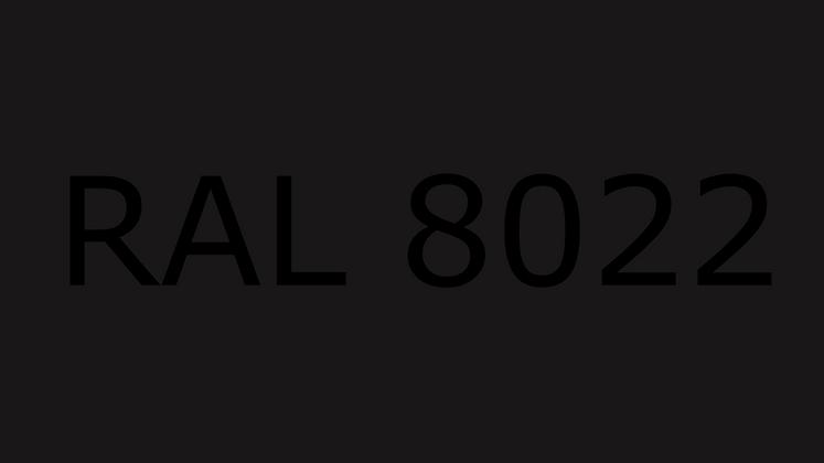 purefil Filament RAL 8022 1.75mm