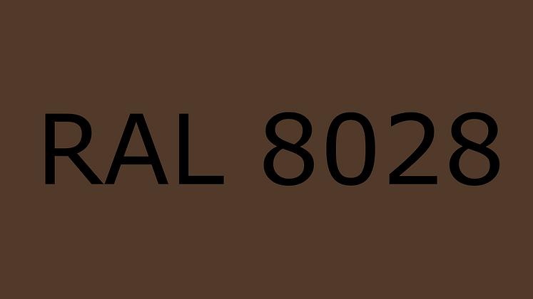 purefil Filament RAL 8028 1.75mm