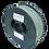 Thumbnail: purefil PLA Filament betongrau 1kg 1.75mm