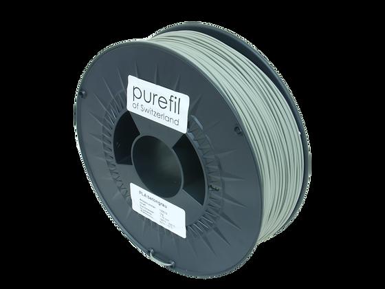 purefil PLA Filament betongrau 1kg 1.75mm