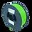 Thumbnail: purefil bioTEC Filament leuchtgrün 1kg 1.75mm