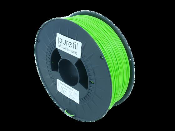 purefil bioTEC Filament leuchtgrün 1kg 1.75mm