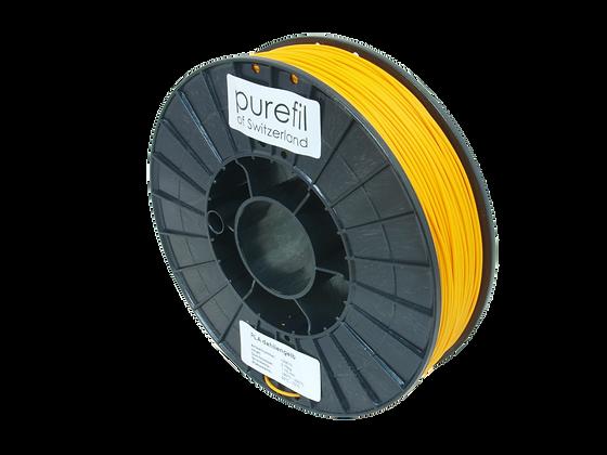 purefil PLA Filament dahliengelb 0.75kg 1.75mm