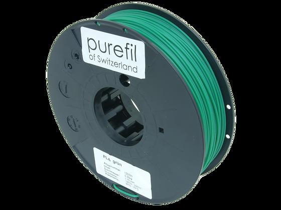 purefil PLA Filament grün 0.35kg 1.75mm