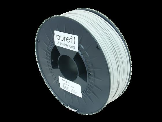 purefil PLA Filament grau 1kg 1.75mm