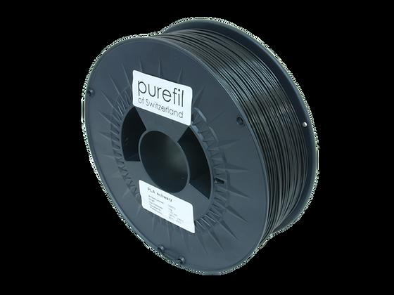 purefil PLA Filament schwarz 1kg 1.75mm