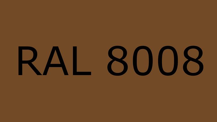 purefil Filament RAL 8008 1.75mm