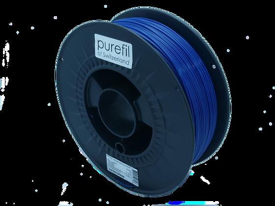 purefil PETG Filament blau 1kg 1.75mm