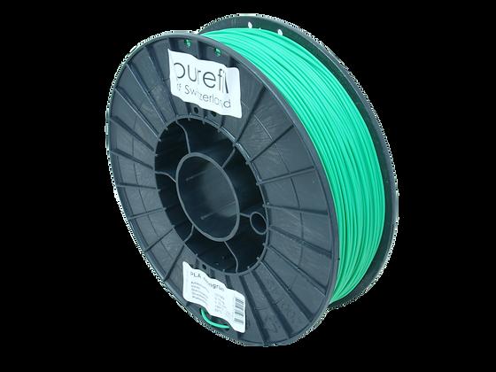 purefil PLA Filament neongrün 0.75kg 1.75mm