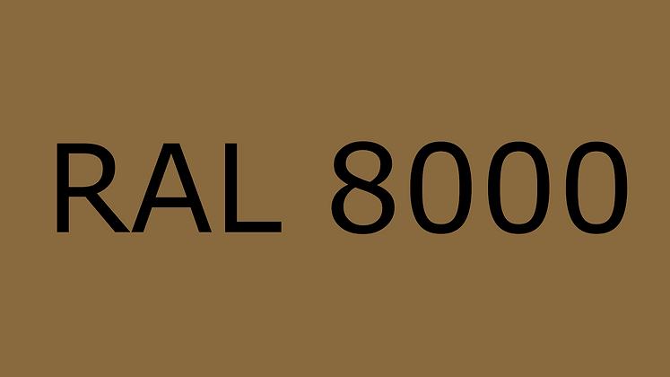 purefil Filament RAL 8000 1.75mm