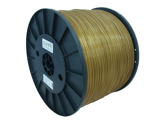 PLA Filament bronzegold 10kg 1.75mm