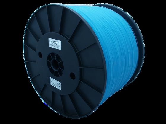 Filament leuchtend blau 10kg 1.75mm
