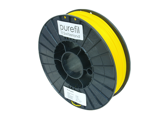 purefil PLA Filament gelb 0.75kg 1.75mm
