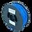 Thumbnail: purefil TPC Filament 52D blau 1kg 1.75mm