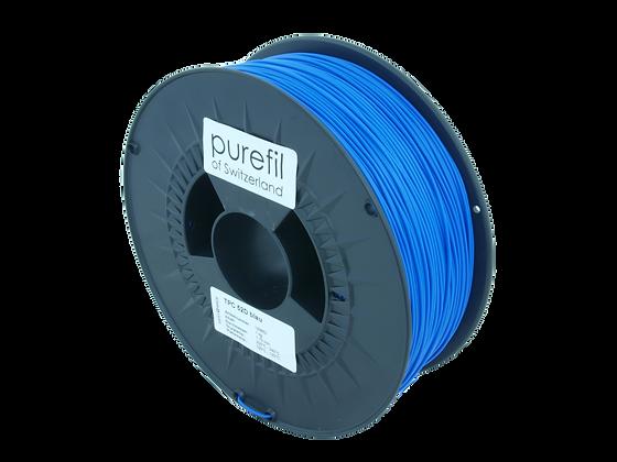 purefil TPC Filament 52D blau 1kg 1.75mm