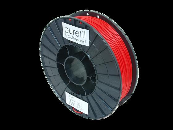 purefil PLA Filament rot 0.75kg 1.75mm