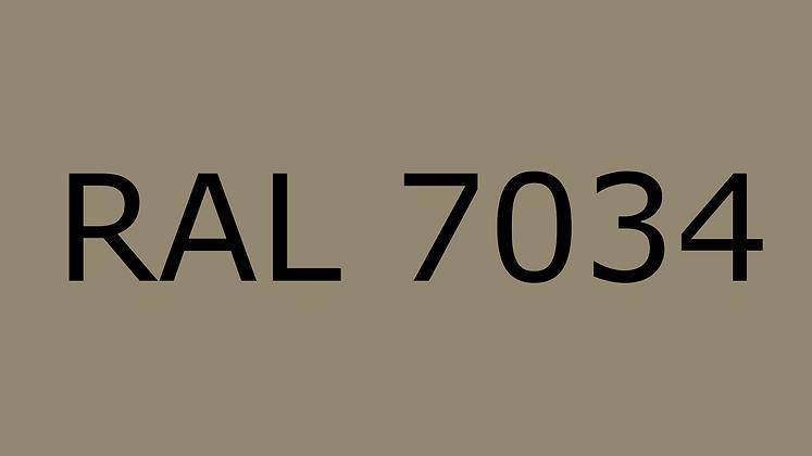 purefil Filament RAL 7034 1.75mm
