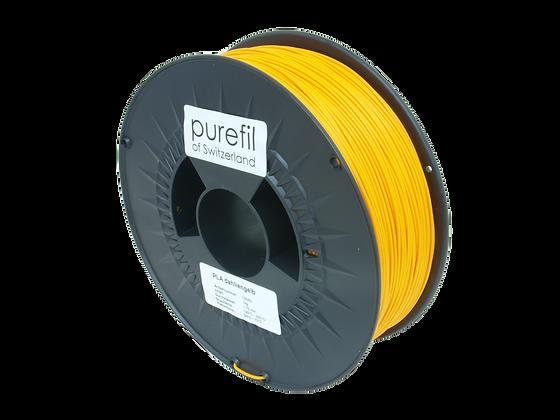 purefil PLA Filament dahliengelb 1kg 1.75mm