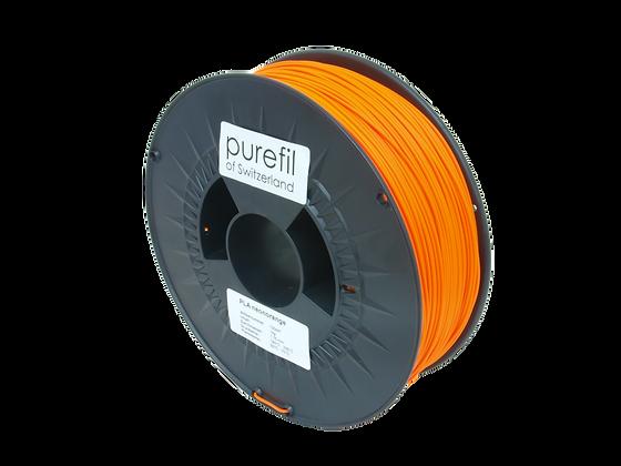 purefil PLA Filament neonorange 1kg 1.75mm
