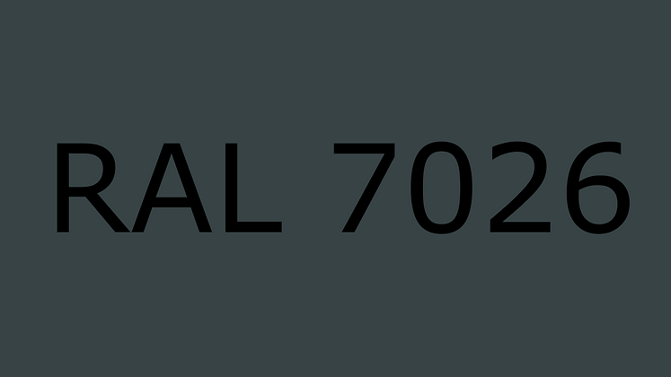 purefil Filament RAL 7026 1.75mm