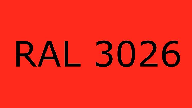 purefil Filament RAL 3026 1.75mm