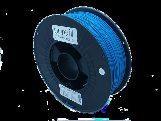 purefil PLA soft Filament enzianblau 1kg 1.75mm