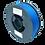 Thumbnail: purefil TPU Filament 53D blau transparent 1kg 1.75mm