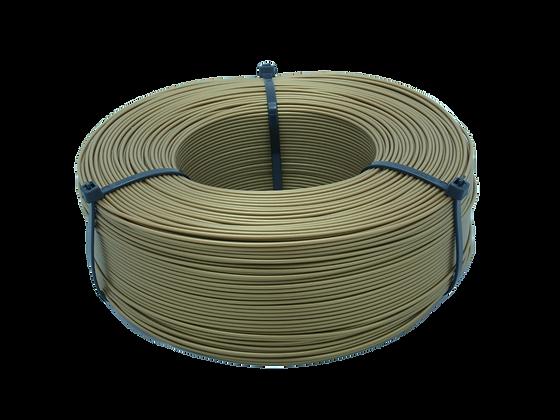 purefil PLA Filament bronzegold 1kg 1.75mm Refill