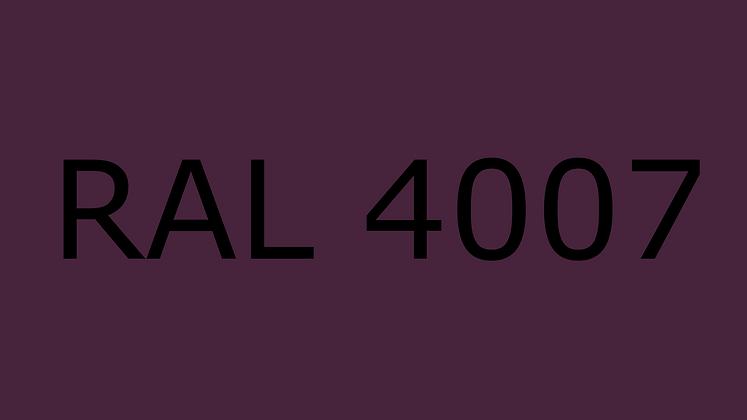purefil Filament RAL 4007 1.75mm
