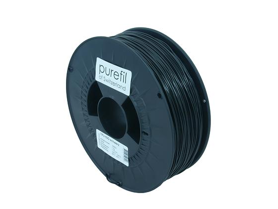 purefil TPU Filament 53D schwarz 1kg 1.75mm