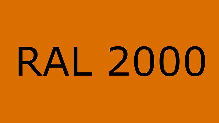 purefil Filament RAL 2000 1.75mm