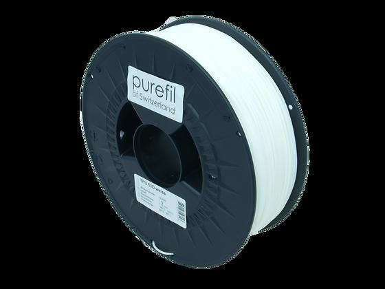 purefil TPU Filament 53D weiss 1kg 1.75mm