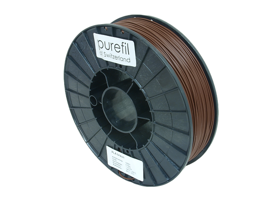 purefil PLA Filament braun 0.75kg 1.75mm