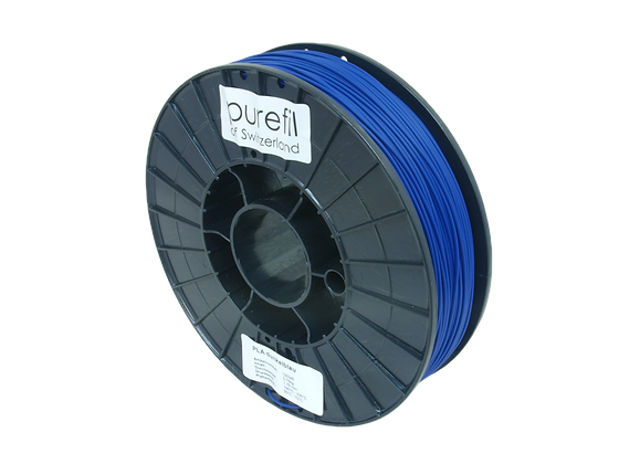 purefil PLA Filament dunkelblau 0.75kg 1.75mm