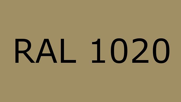 purefil Filament RAL 1020 1.75mm