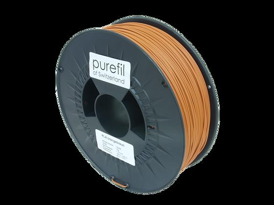 purefil PLA Filament orangebraun 1kg 1.75mm