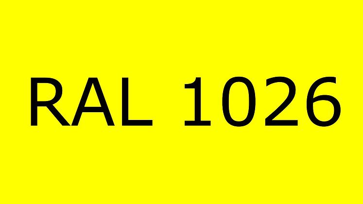 purefil Filament RAL 1026 1.75mm