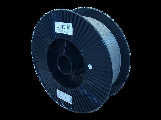 purefil PLA Filament betongrau 2.5kg 1.75mm