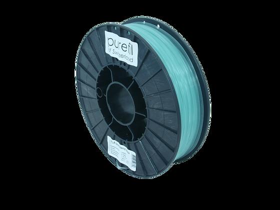 purefil PLA Filament leuchtend blau 0.75kg 1.75mm
