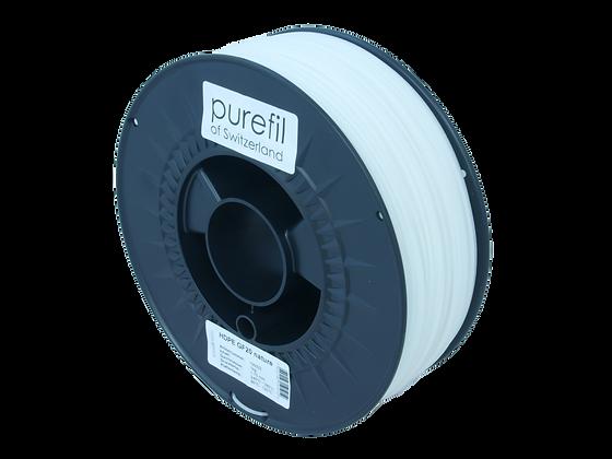 purefil HDPE GF20 Filament nature 1kg 1.75mm