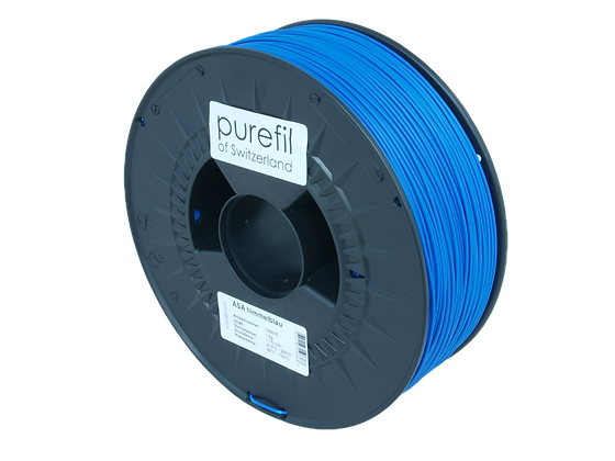 purefil ASA Filament himmelblau 1kg 1.75mm